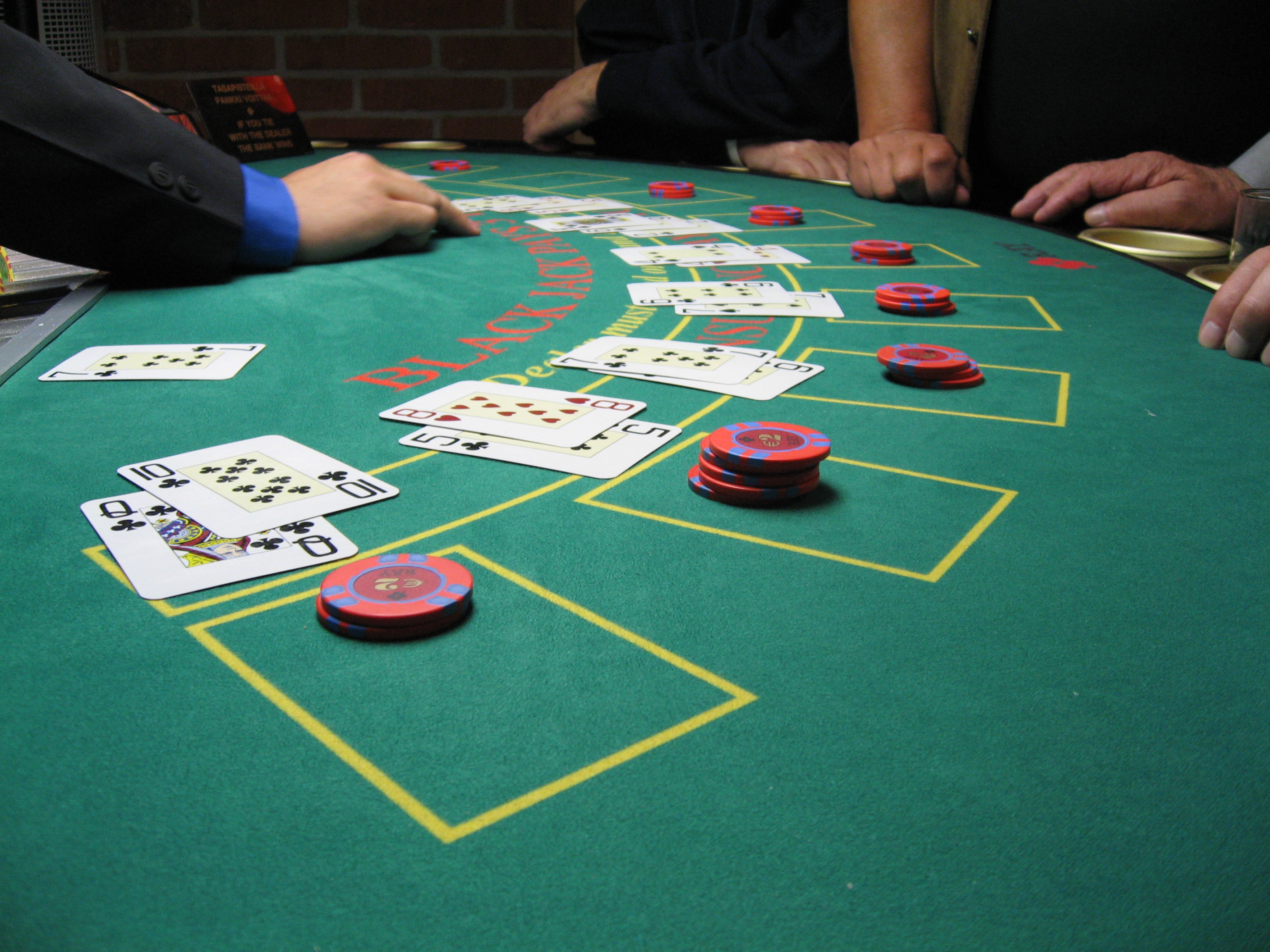 Best Blackjack Casinos Online