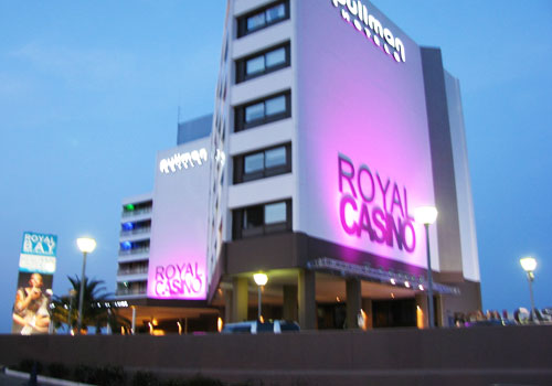 Royal Hotel Casino Mandelieu