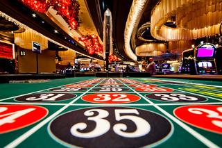 Joueur casino