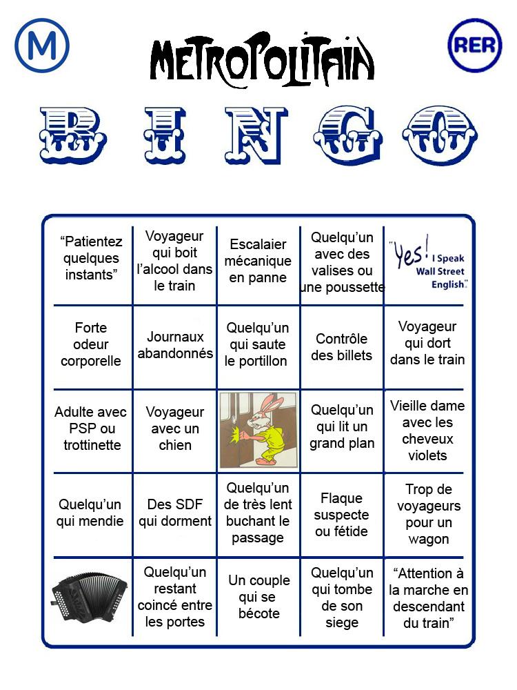 bingo en francais