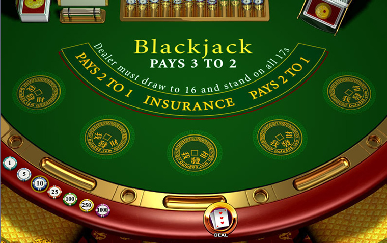 blackjacktable