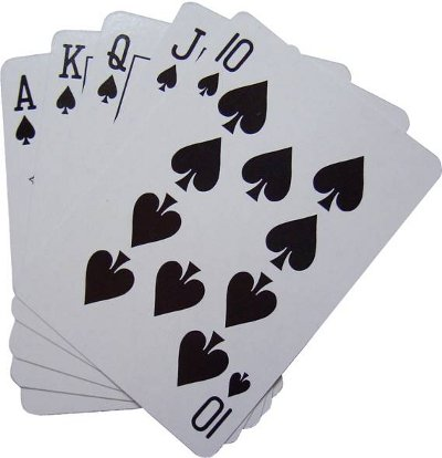 carte jeu poker