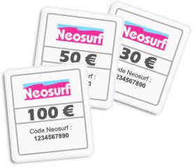 carte neosurf suisse