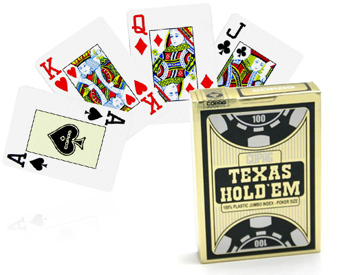 carte poker texas