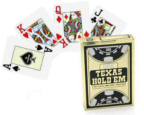 carte texas hold'em