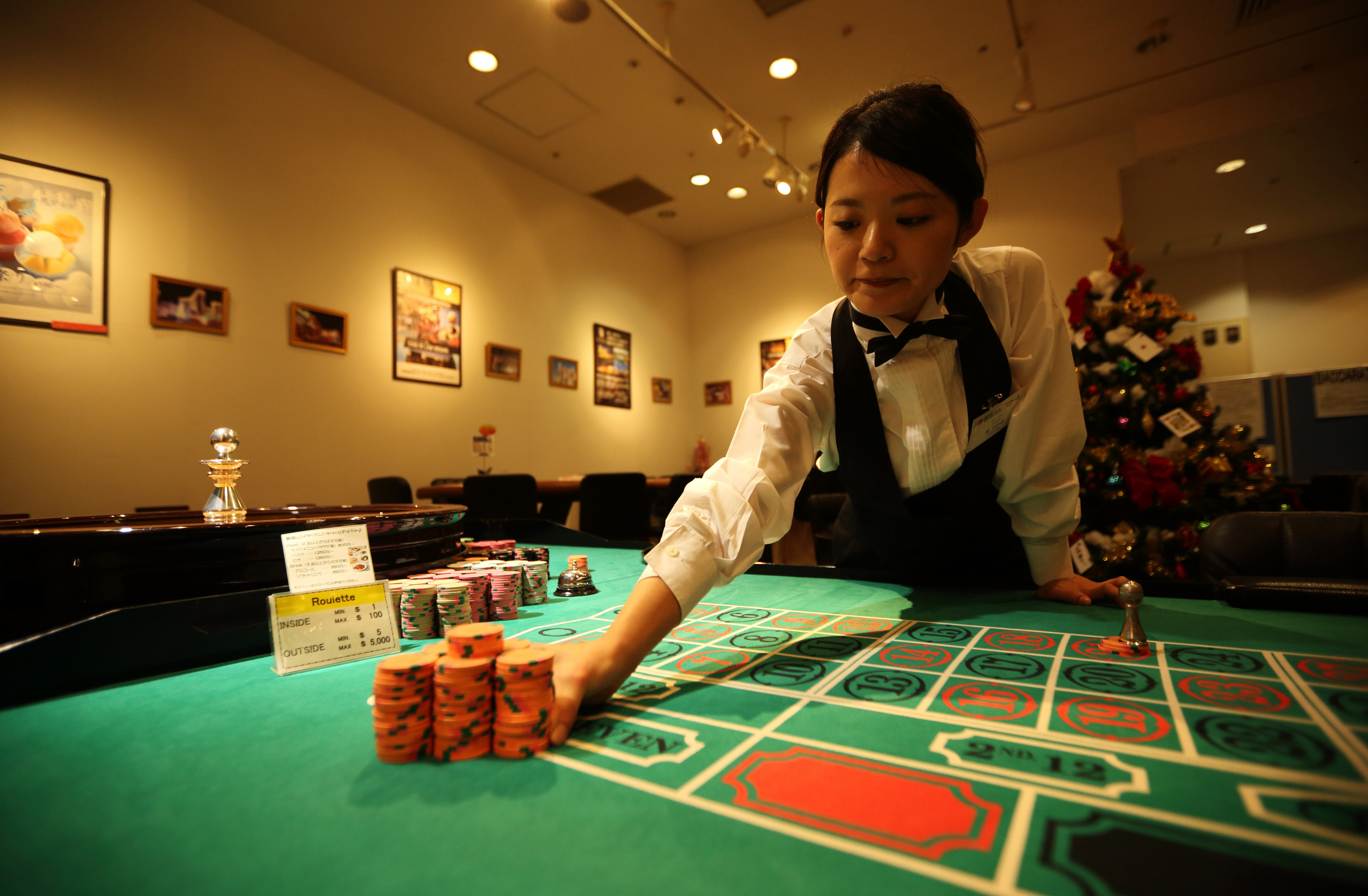 dealer de casino