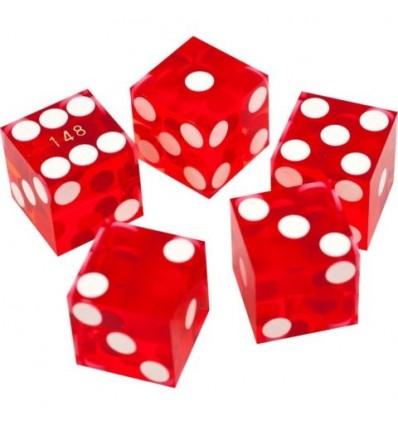 dés de casino