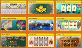 différents jeux