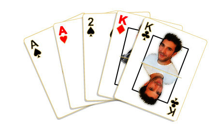 double paire poker
