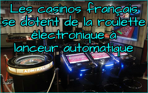 roulette electronique