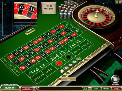 jeu roulette en ligne