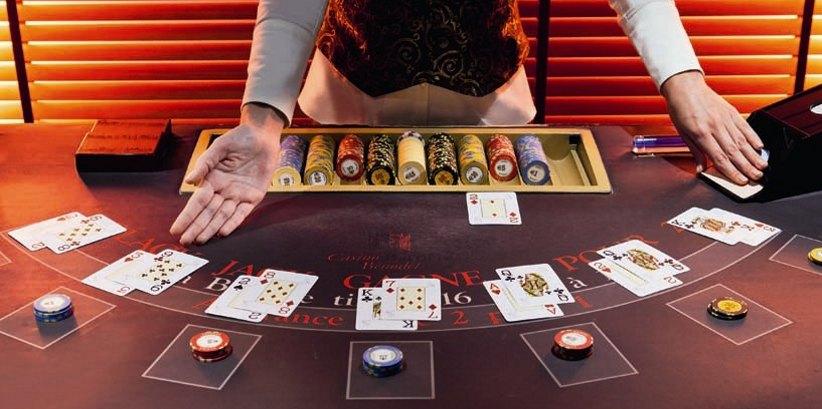 jeux dans les casinos