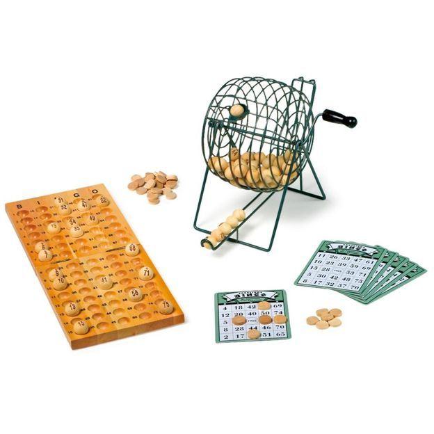 le jeu du bingo