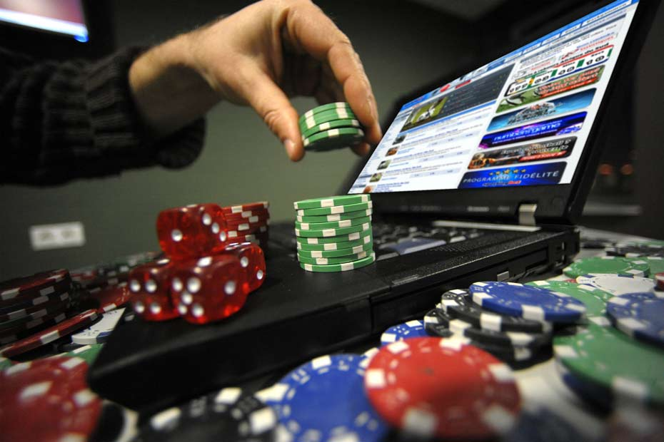 les jeux d'argent sur internet
