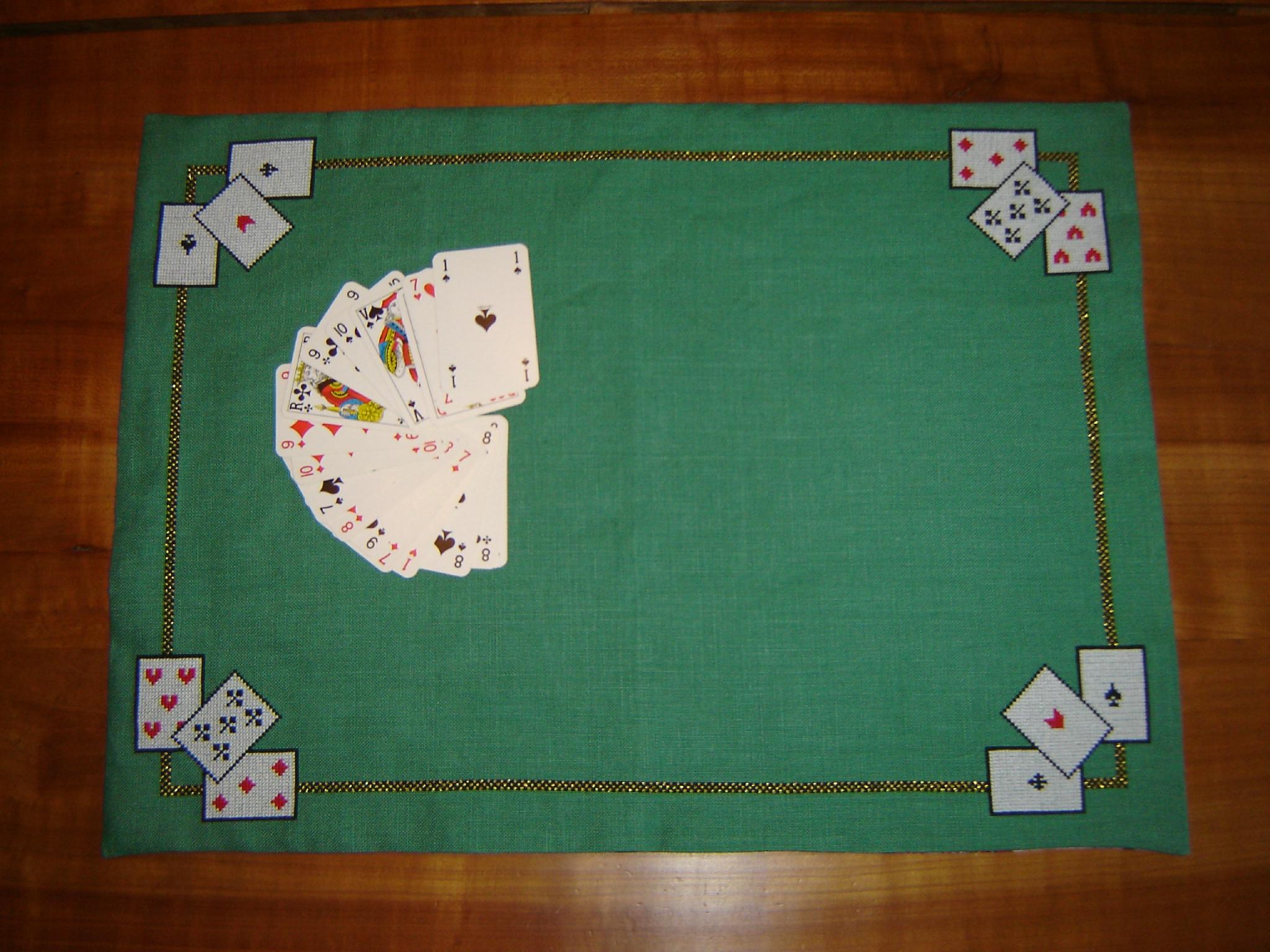 tapis de cartes 224 jouer votrecasino